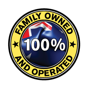 100% family owned